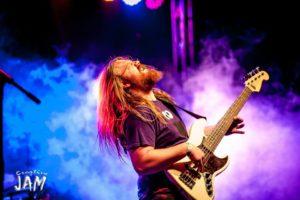Adam Durand, bass player extraordinaire